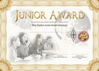 Junior Award